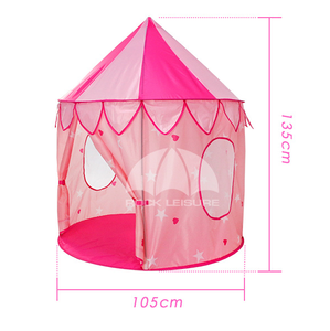kids adventure indoor and outdoor pop up play tent