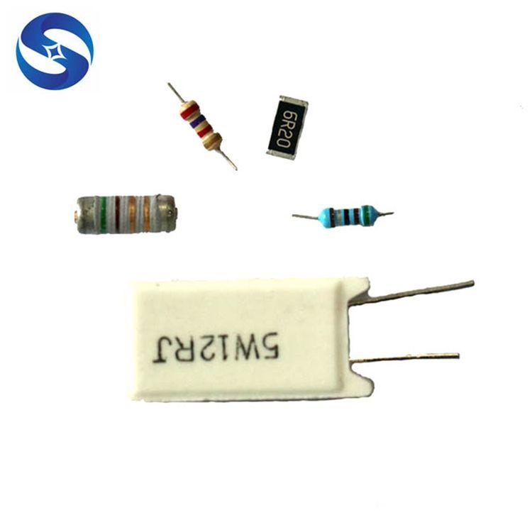 Set of 2 Pieces 10K Ohm 10W Power 5/% Resistors Wirewound Cement SQP Type