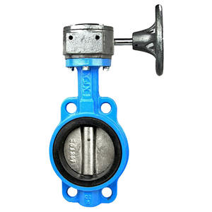 WZLD soft sealed stainless steel butterfly valve Specializing