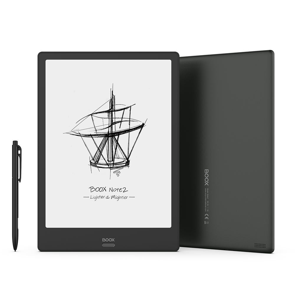 Onyx Boox Note 2 10.3 inch E-reader E-note dual touch with front light