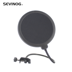 Hot Selling Microfone Escudo Wright Wr 35 Pop Filter Met Lage Prijs