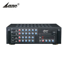 Lane *KA-100 professional dj digital stereo mixing console amplifier for show/conference/KTV/home