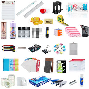 China Wholesale Promotion Custom School Supplies Stationery Product Office Stationery Set