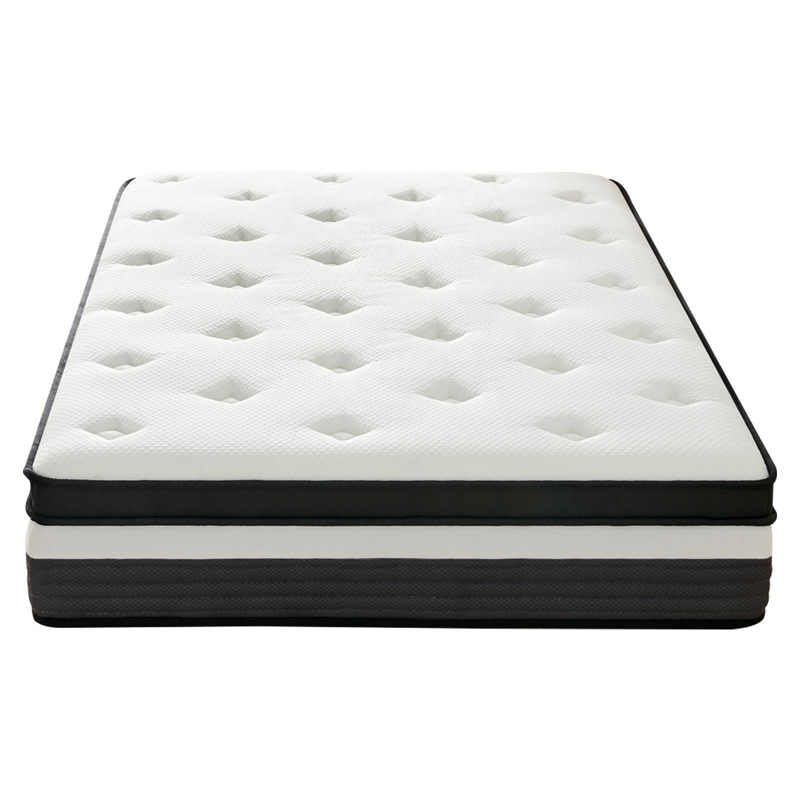 Tight top memory foam 5 star hotel spring bed mattress wholesale suppliers