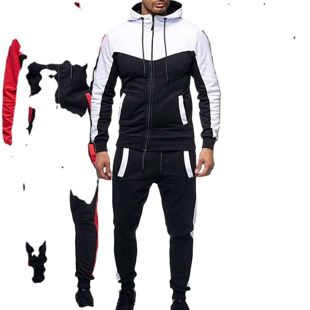Cheap Wholesale Track Suits jogging sportswear Custom made embroidery logo High Quality Football Team Soccer Tracksuit
