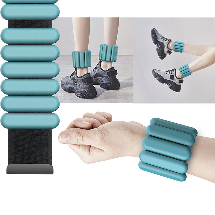 Fitness Gym Exercise Training Adjustable Wrist Ankle Weight