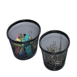Creative paper clip box metal mesh office files student box manufacturers direct customized wholesale