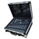 portable metal aluminum travel tools case box and briefcase tool equipment organizer box case