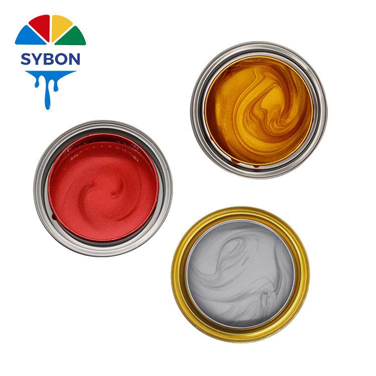 Venta al por mayor de la pintura del coche suministros China acrílico pintura de Color laca Color pintura Base