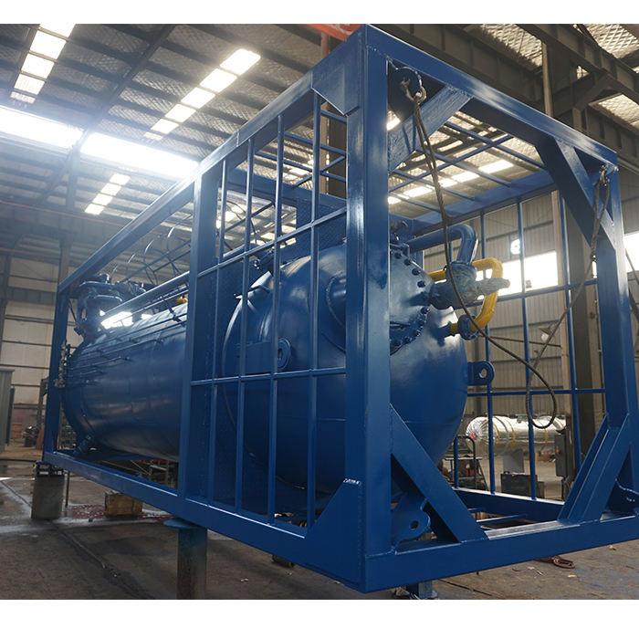 China top class supplier buffer tank / surge vessel / service buffer tank designed