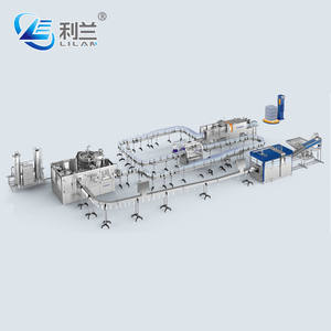 Automatic Water bottling Production Line Top Labeling Machine