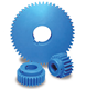 China Factory Custom Plastic Spur Gears