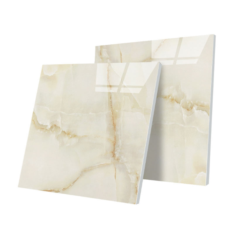 Best Quality travertine ceramic floor tile 60x60 onyx polished porcelain tiles