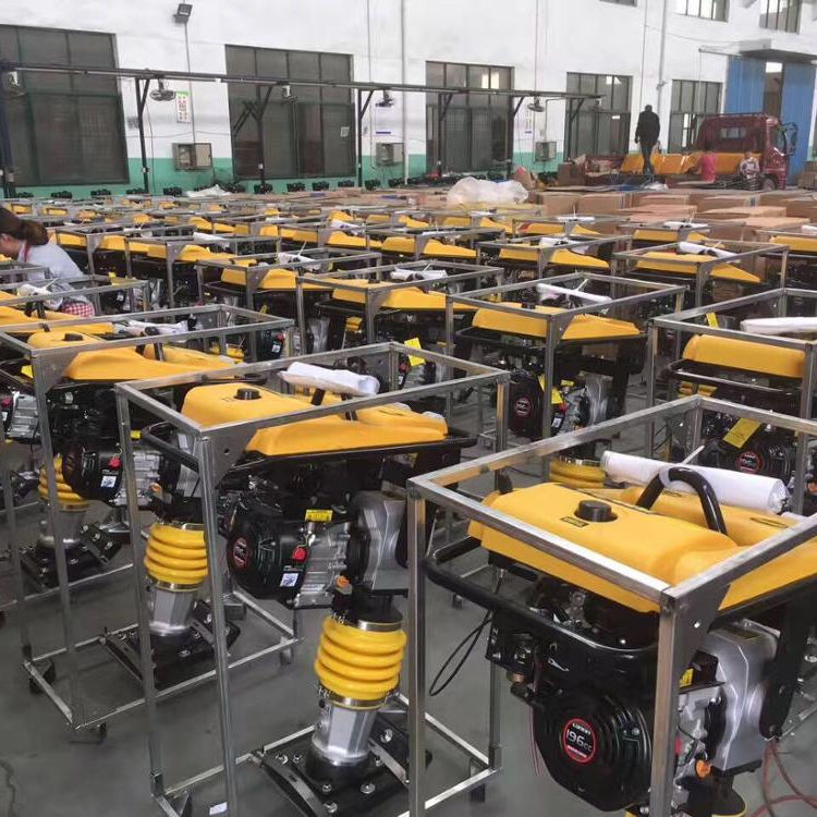 Earth Rammer and Tamper Customized electric tamper rammer gasoline rammer compactor battering ram