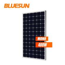 72 cell 5BB solar panel mono perc 380wp 390wp 400wp high efficiency pv module 1703 power panel tigo junction box for US