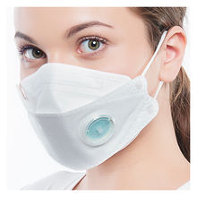Disposable Printed Respiratory Mask PM2.5 Filter Personal Protective Equipment for Home and Outdoors