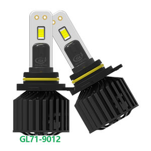 9012 brightest car GL71 led headlight 9005 9006 H8 H7 light bulbs C321