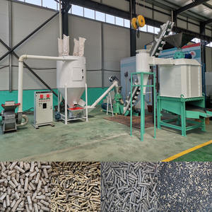 HNHF small feed mill poultry livestock 1 ton pellet feed production line