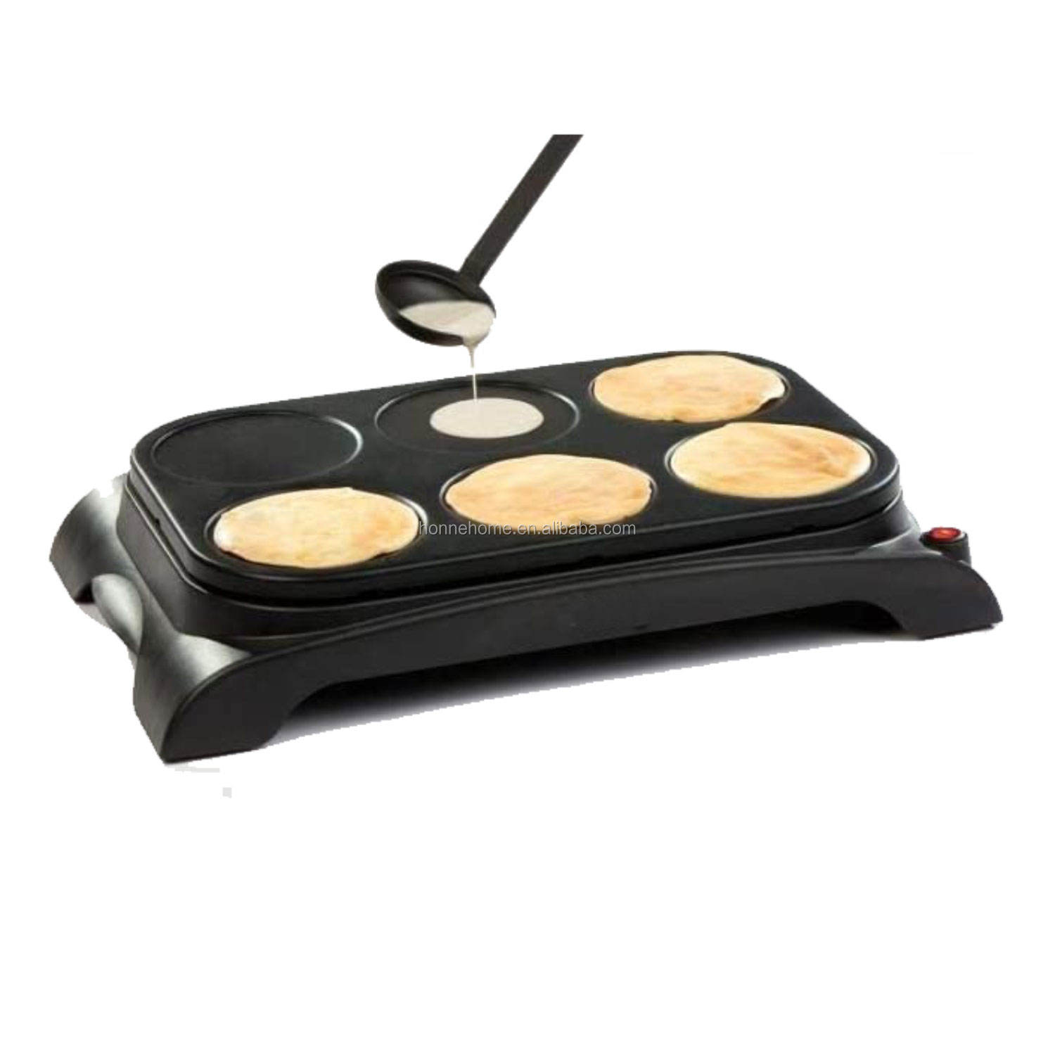 Electric Grill Party Wok Crepe Party Crepes And Pancakes Cooker Crepe Makers
