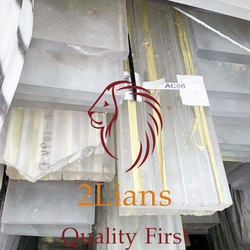 PMMA Natural Cast Type Board pmma waste scrap plastic recycle industries