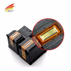 Kualitas OEM HP 63 Tinta Isi Ulang Cartridge Compatible HP 63XL Hitam Tri Color Printer Inkjet Cartridge Jual Amazon Ebay