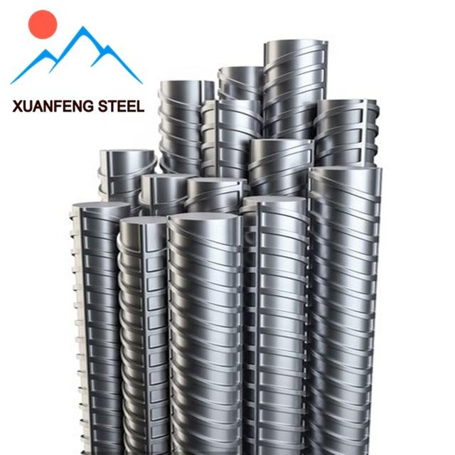 Good quality hot rolled wire rod deformed steel rebars