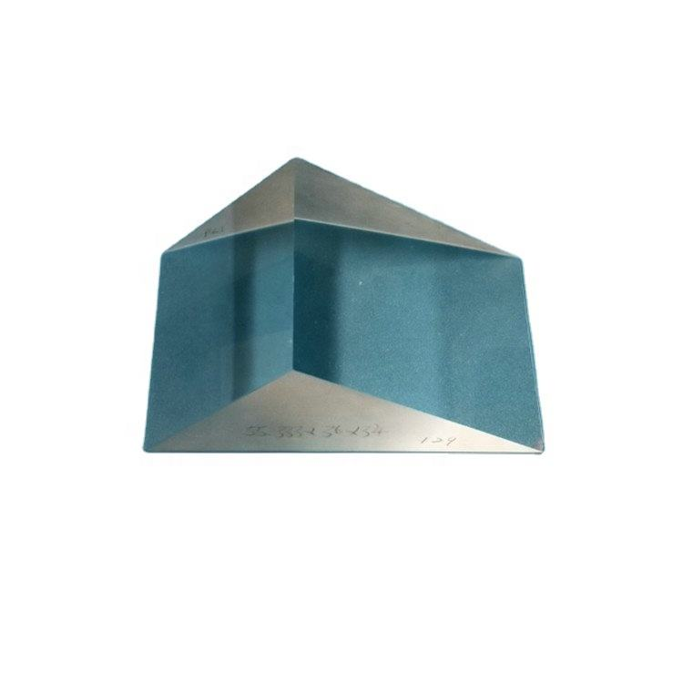 Right Prism optical prism Factory Supply Glass Triangular Right Angle Prism