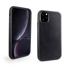Laudtec CellPhone Case Leather Back Cover Case For iPhone XI
