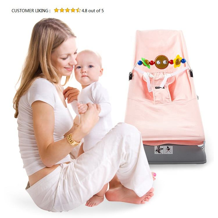 Wholesaler balance vibrating bouncer baby rocking chair