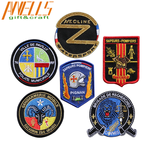 France Legião Estrangeira Francesa Quedas Pára-quedistas Graus Patente Militar Francesa Emblemas Do Exército Airsoft Ferro No Remendo do Bordado