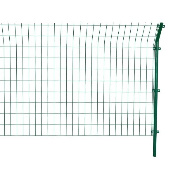Bilateral Wire Fence Vinyl Fence Professional Factory And Low Price