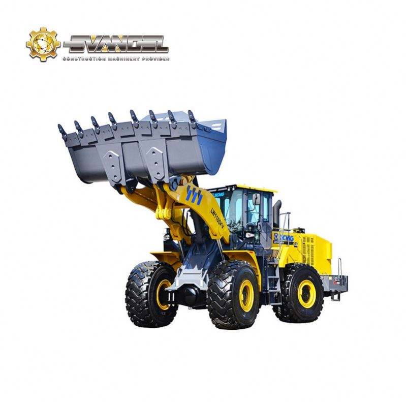 Top Quality 1.2Ton Capacity Industrial Wheel Loader