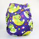 TPU Waterproof baby cloth diaper with printings, baby cloth nappy with printings