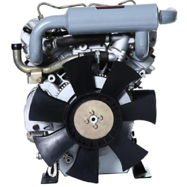Hot sale brand new 13hp-15hp 2 cylinders EV80(SDEC) diesel engine used in construction equipment