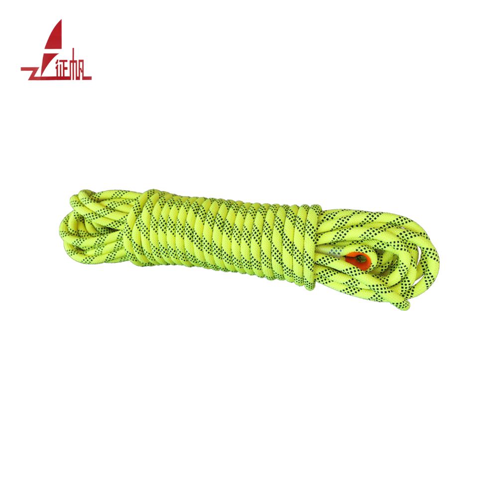 4 ミリメートル-40 ミリメートル高強度ダブル編組ロープ一般的な使用