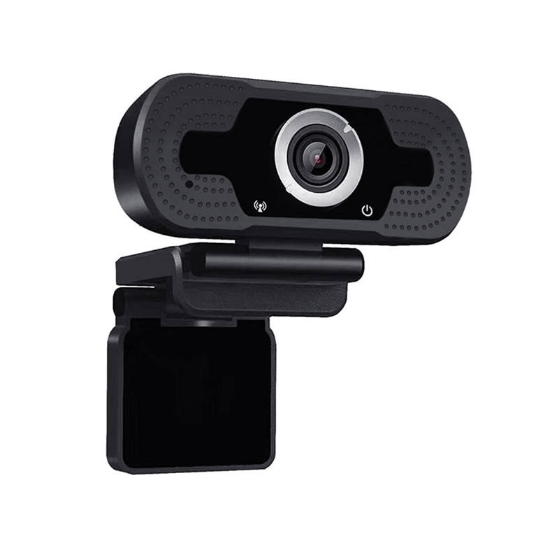 1080P HD USB Webcam Con Microfono Anti-peeping Girevole Telecamere Web Per Live Video Chat