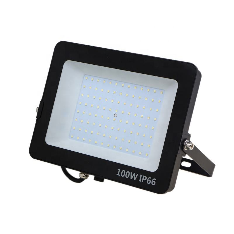 Anti glare Aluminium IP65 SMD Schlank 150 W 200 W 400 W Outdoor 100 W LED Flutlicht