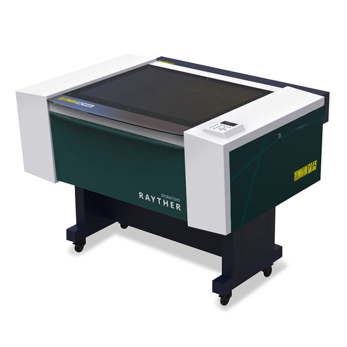 High quality CO2 LZ-7045 laser cutting and engraving machine
