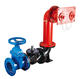 Over-Ground Type Firefighting Equipment Fire Pump Adapter With High Quality