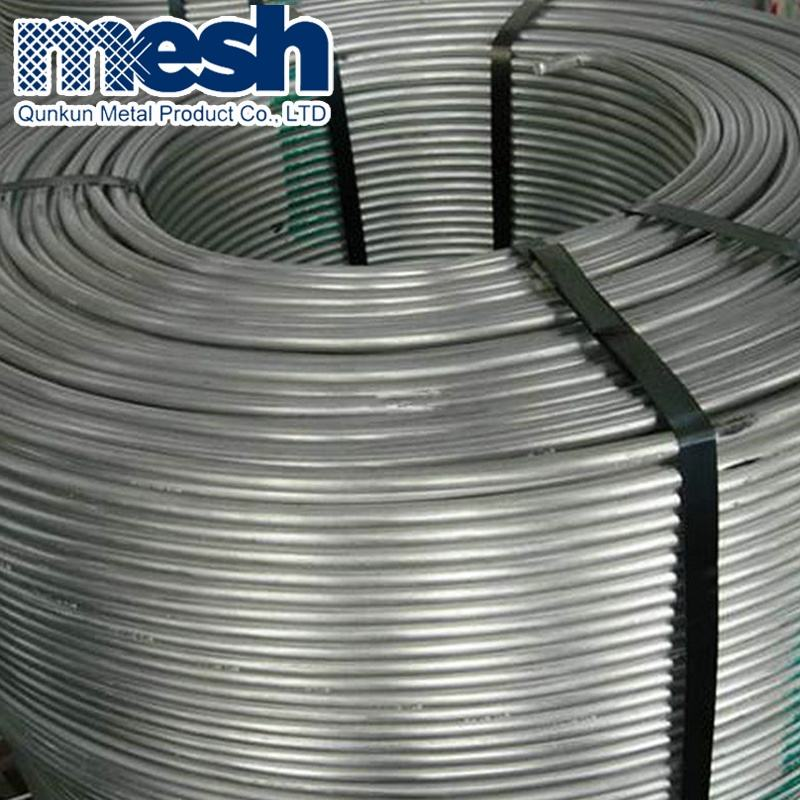 Pure aluminum has good electrical conductivity aluminum wire