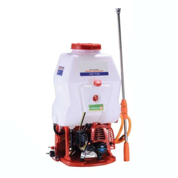Hot Sales 2 Stroke Gasoline Engine Agriculture Spray Machine/TU26 Knapsack Power Sprayer OS-708