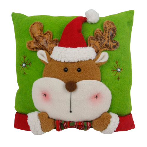Amazon Ebay Cheap Pillow Case Decorative deer Cushion Cover
