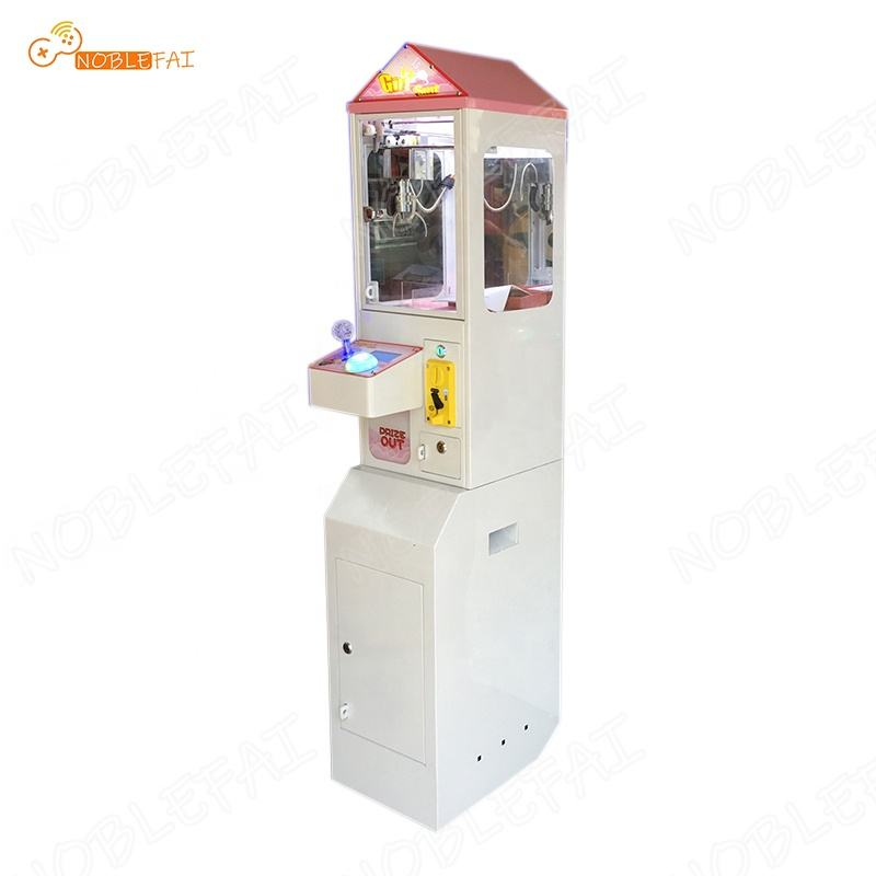 Mini Indoor Outdoor Playground Coin Operated Games Amusement Claw Crane Vending Game Machine
