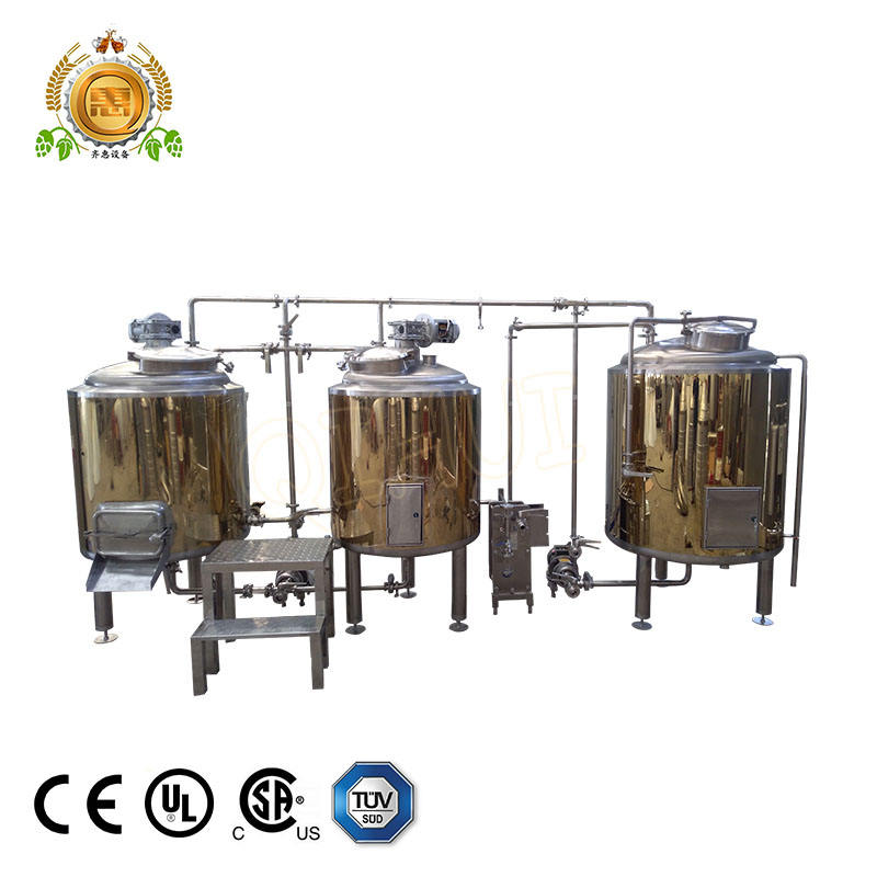 Canada Brew Kettle 300l Beer Brewing Kettle/stainless Steel Micro Distillery Equipment