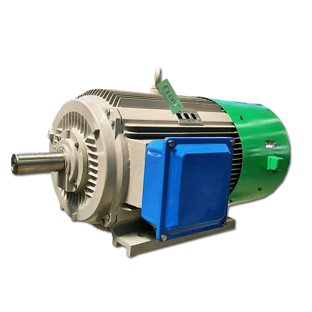 20KW 50RPM Low speed permanent magnet generator, low rpm generator