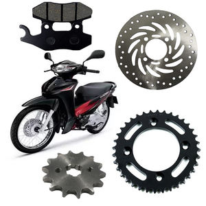 Custom aftermarket wave 100 motorcycle parts for Honda Wave100