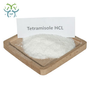 China Supply crystalline Powder Tetramisole hydrochloride CAS 5086-74-8