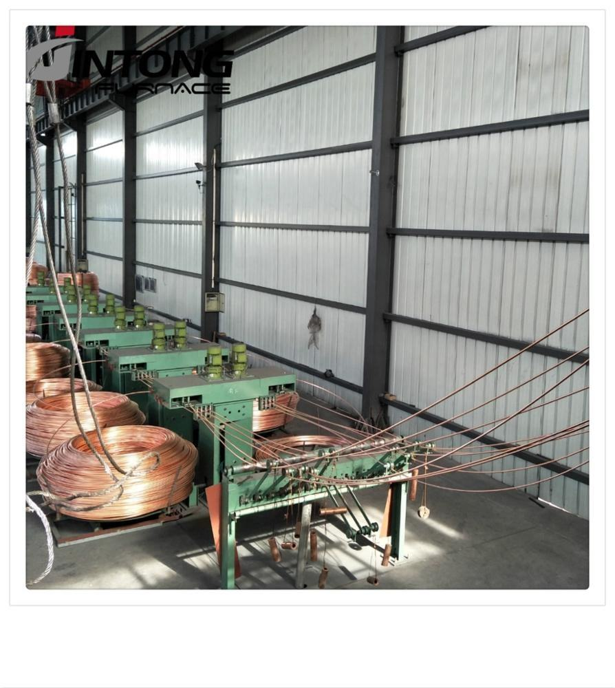 Copper Rod Upward Continuous Casting Furnace