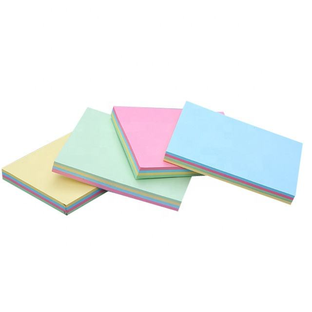 250 sheets One color One bag Color Sticky Notes Office Paper 76x76