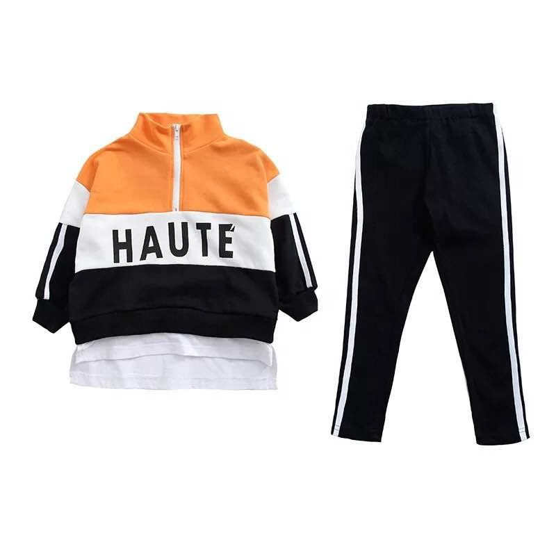 Wholesale Sports Kids Clothing Organic Taiwan Clothes Turkey Price Active Wear Jackets UK Clothing Suppliers With Popular Logo